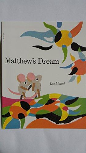 9780590994675: Matthew's Dream