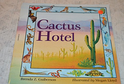 9780590995443: Cactus hotel