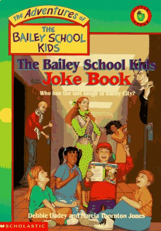9780590995528: Bailey School Kids Joke Book