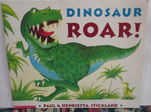 Dinosaur Roar! Scholastic Big Book: Scholastic