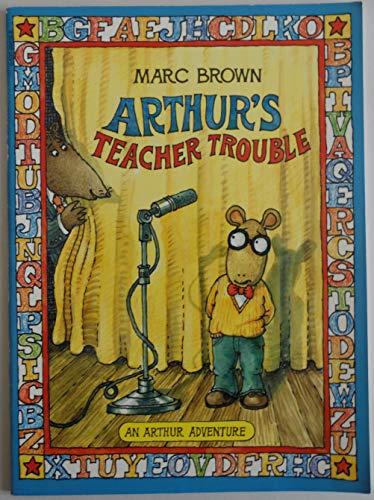 9780590996396: Arthur's Teacher Trouble