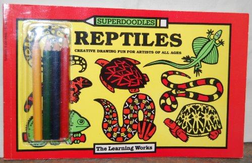 9780590996488: Reptiles (Superdoodles)