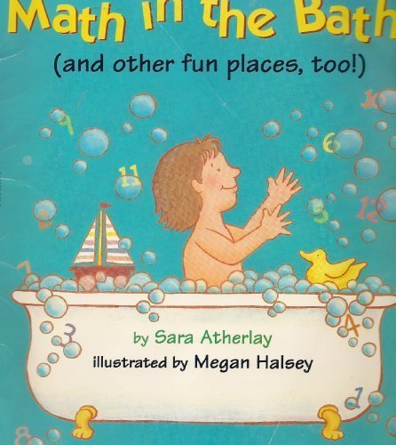 9780590996914: MATH IN THE BATH (and other fun places too!)