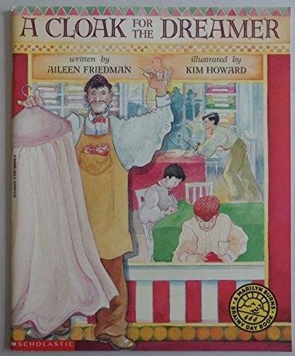 9780590996983: A Cloak For The Dreamer