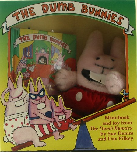 9780590997188: The Dumb Bunnies Book, with Plush Toy