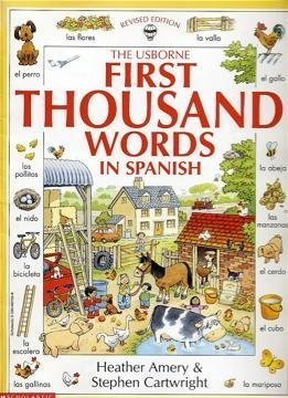 9780590997591: First Thousand Words In Spanish
