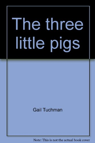 9780590998598: The three little pigs (Scholastic phonics readers)