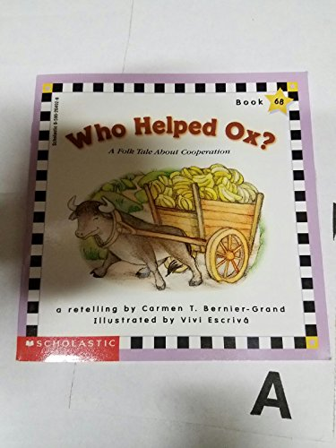 9780590999434: Who helped Ox?: A folk tale about cooperation (Scholastic phonics readers)