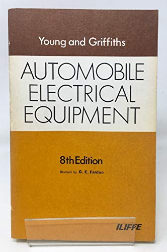 9780592000404: Automobile Electrical Equipment