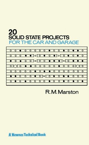 9780592000480: 20 Solid State Projects for the Car & Garage