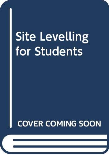 Site Levelling for Students: Arnison, J.H.