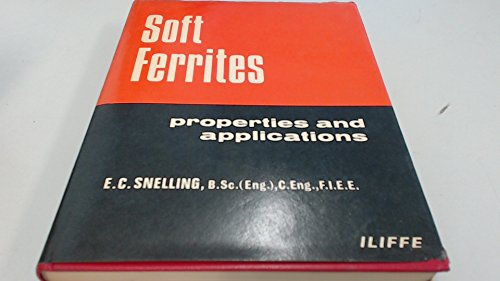 9780592027906: Soft Ferrites: Properties and Applications