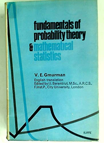 9780592039312: Fundamentals of Probability Theory and Mathematical Statistics