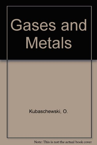 9780592047232: Gases and Metals