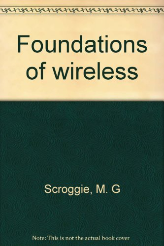9780592059013: Foundations of wireless