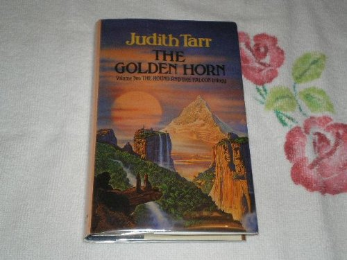 Golden Horn (0593010175) by Judith Tarr