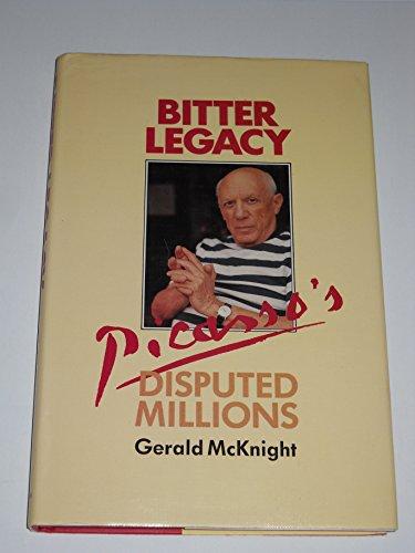 Bitter Legacy:disputed Millions: Mcknight,Gerald