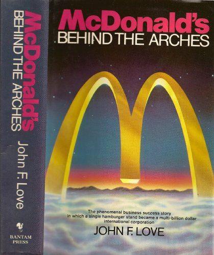 9780593011348: McDonald's: Behind the Arches
