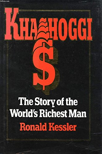 Khashoggi (0593011848) by Ronald Kessler