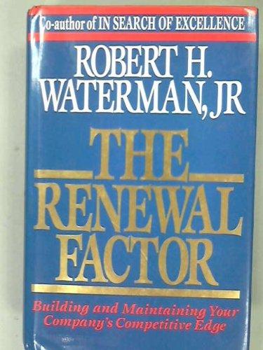 9780593015018: Renewal Factor