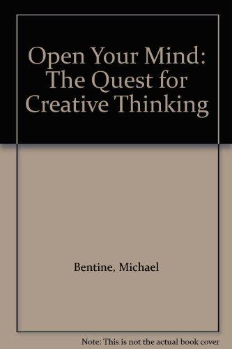 9780593015384: Open Your Mind: The Quest for Creative Thinking