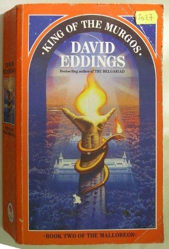 King of the Murgos - Book Two: David Eddings