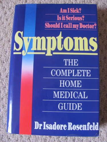Symptoms: ISADORE ROSENFIELD