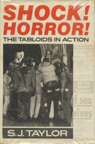 9780593021064: Shock! Horror! : Tabloids in Action