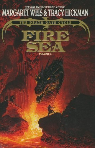 9780593023563: Fire Sea (The Death Gate Cycle, Volume 3)