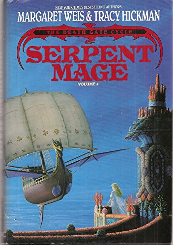 9780593023860: Serpent Mage (Death Gate Cycle)