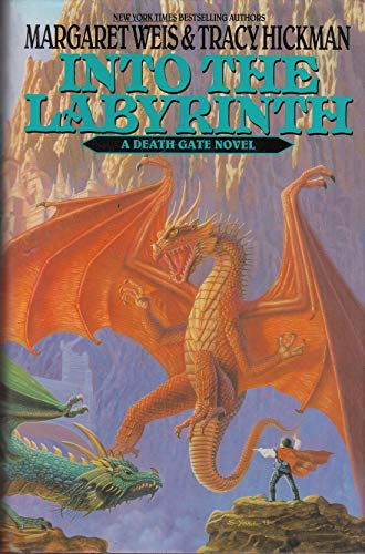 9780593023921: Into the Labyrinth (Death Gate Cycle)