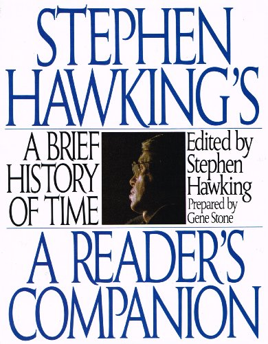 9780593025109: A Brief History of Time: a Readers Companion
