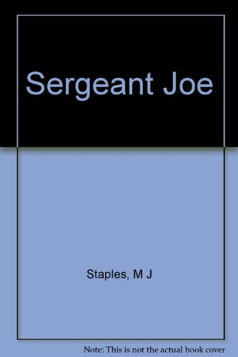 9780593027233: Sergeant Joe