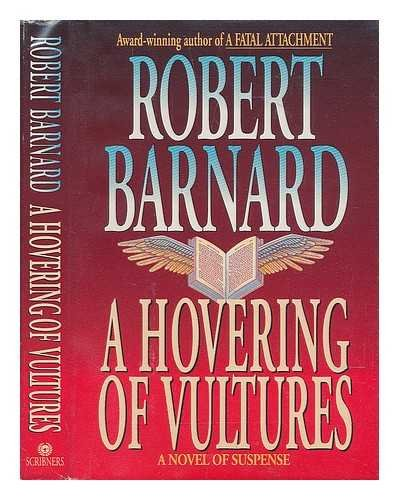 A Hovering of Vultures (0593033973) by Robert Barnard