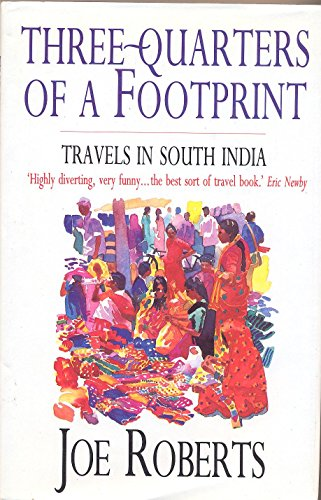 9780593034187: Three-quarters of a Footprint: Travels in South India