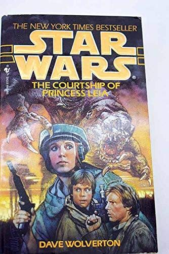 9780593035801: Star Wars: The Courtship of Princess Leia