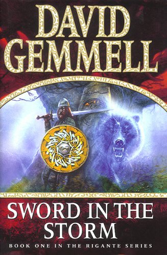 9780593042632: Sword In The Storm (The Rigante series) [SIGNED]
