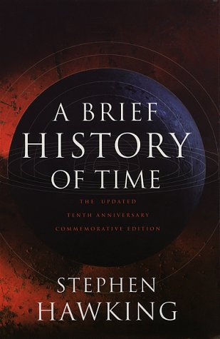 A Brief History Of Time Tenth Anniversary Edition From The