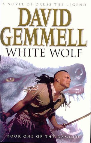 White Wolf (Book One of The Damned)