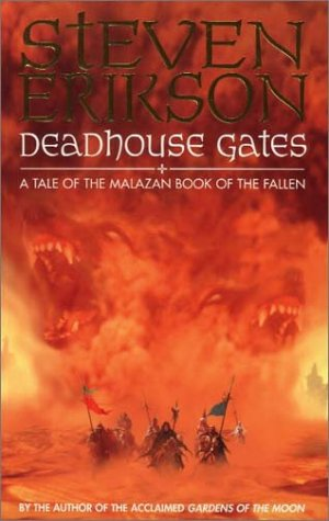 9780593046227: Deadhouse Gates (Malazan Book of the Fallen)