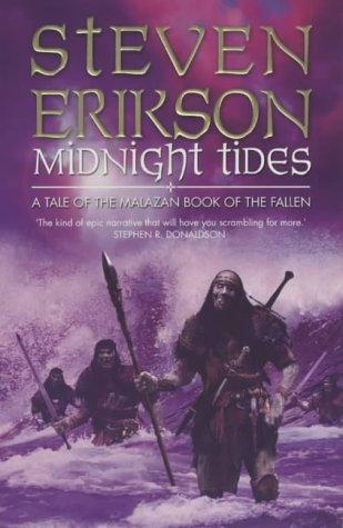 9780593046289: Midnight Tides (Malazan Book of Fallen)