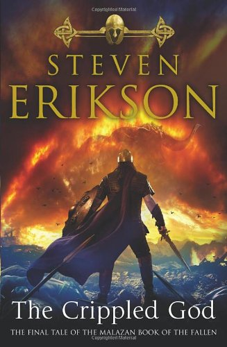 9780593046364: Malazan Book of Fallen 10.The Crippled God