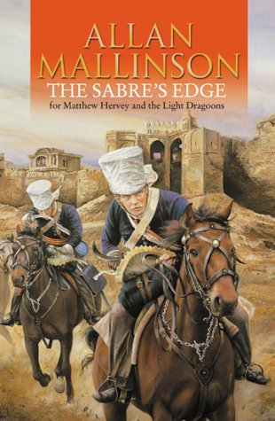 THE SABRE'S EDGE.: Mallison, Allan.