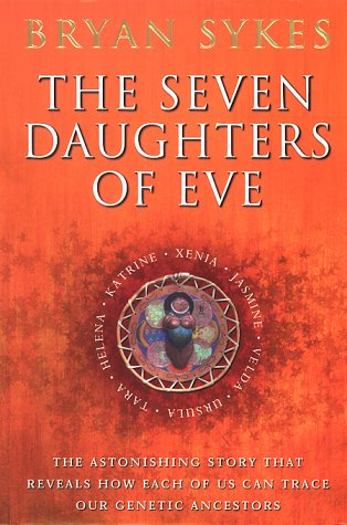 9780593047576: Seven Daughters Of Eve