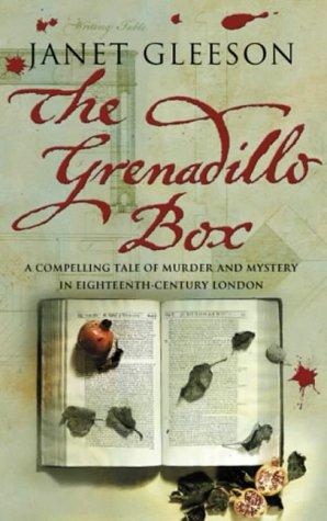 The Grenadillo Box ***SIGNED***: Janet Gleeson