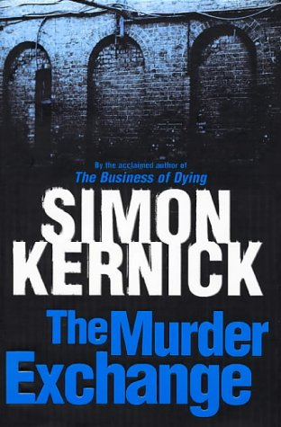 9780593049792: The Murder Exchange - 1st UK Edition/1st Impression