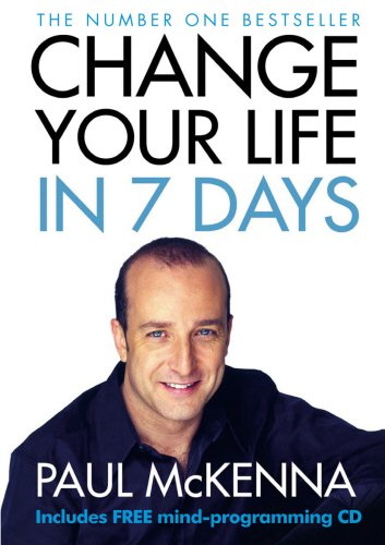 9780593050552: Change Your Life In Seven Days