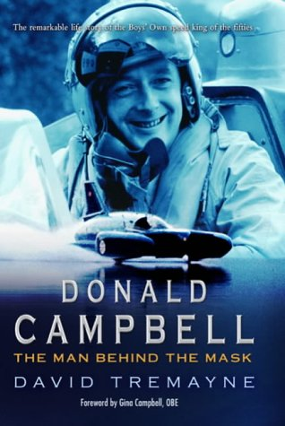 9780593050583: Donald Campbell: The Man Behind the Mask