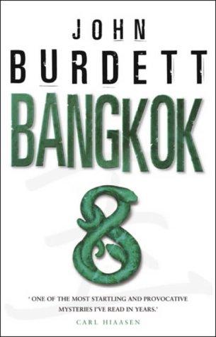 Bangkok 8 Signed By Author: Burdett, John