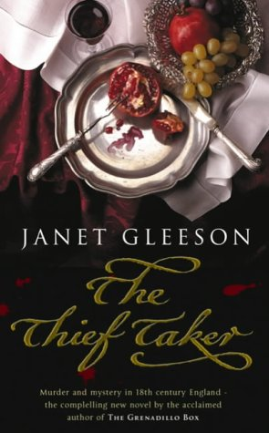 The Thief Taker (0593052609) by Janet Gleeson